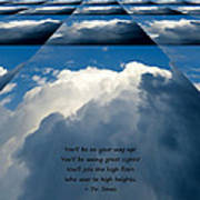 On Your Way Up Poster