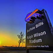 One Bills Drive Poster