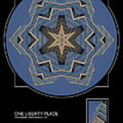 One Liberty Place Poster