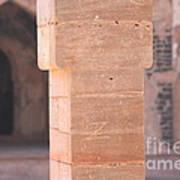 One Pillar  Poster