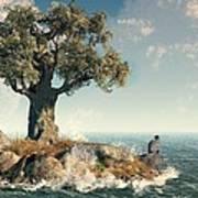 One Tree Island Poster