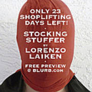 Only 23 Shoplifting Days Left Poster