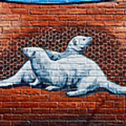 Ontario Heritage Mural 3 Poster