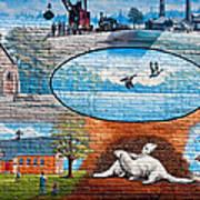 Ontario Heritage Mural Poster