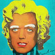 Oompa Loompa Blonde Poster
