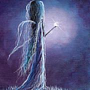 Opal Fairy By Shawna Erback Poster