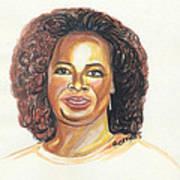 Oprah Winfrey Poster