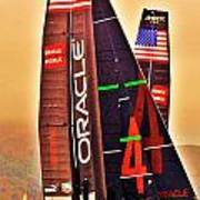 Oracle Ac 45's Poster