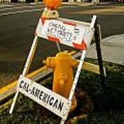 Orange And Ninth Coronado California Poster