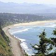 Oregon Coast View Poster