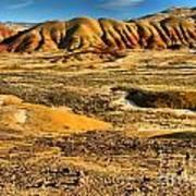 Oregon Landscape Spectacular Poster