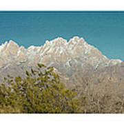Organ Mountain Wilderness Poster