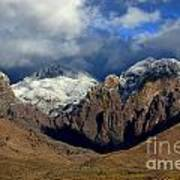 Organ Mountains Rugged Beauty Poster