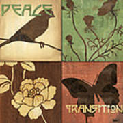 Organic Nature 1 Poster