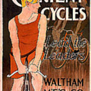 Orient Cycles 1890 Poster