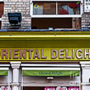 Oriental Delight Poster
