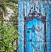 Oriental Garden Poster