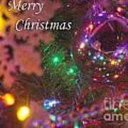 Ornaments-2090-merrychristmas Poster