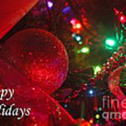 Ornaments-2107-happyholidays Poster