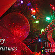 Ornaments-2107-merrychristmas Poster
