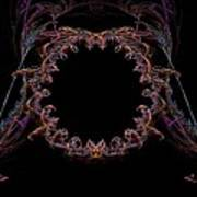 Ornate Stargate Poster