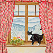 Oscar Carlton-jones, 1988 Poster