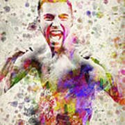 Oscar De La Hoya Poster