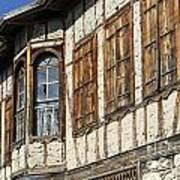 Ottoman Architecture Poster