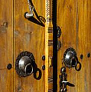 Ottoman Door Knockers Poster