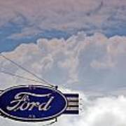 Our Ford  Poster