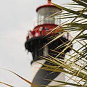 Out Of Focus Lighthouse Poster