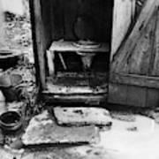 Outdoor Toilet, 1935 Poster