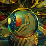 Ovule Of Eden  Poster