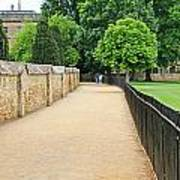 Oxford Walkway 5952 Poster