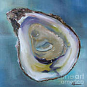 Oyster On The Half Shell Poster