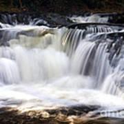 Pa. Waterfalls Poster