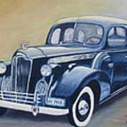 Packard 1940 Poster