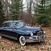 Packard 3 Poster