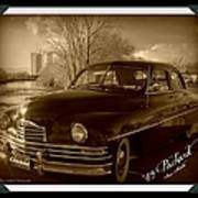 Packard Classic At Truckee River Poster