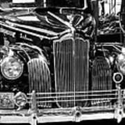 Packard Motor Car Poster