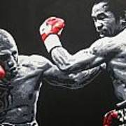 Pacman V Cotto Poster