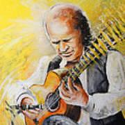 Paco De Lucia Poster