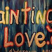 Paintings I Love .com Poster