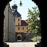 Palace Moritzburg - Zeitz Poster