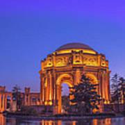 Palace Of Fine Art San Francisco Poster