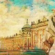 Palaces And Parks Of Potsdam And Berlin Poster by Catf
