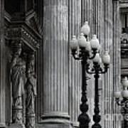 Palacio Del Congreso Argentina Poster