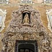 Palacio Del Marques De Dos Aguas Poster