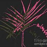 Palm Sprigs Mod Poster