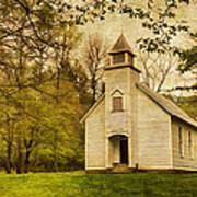Palmer Chapel Poster
